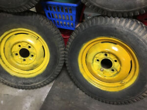 Jeep Willys Rims CJ2a CJ3a CJ3b CJ5 M38a1