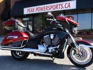 2014 Victory Motorcycles Cross Country Tour 15th Anniversary Lim