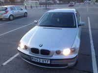 BMW 318i Ti Compact