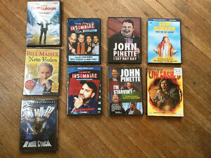 COMEDIANS!  DVDs for sale, all in excellent (or new!) condition! London Ontario image 2