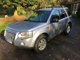 2007 Land Rover Freelander 2 2.2Td4 XS 12 MONTHS WARRANTY