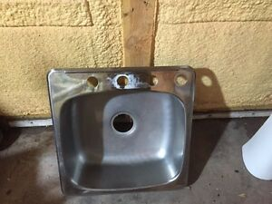 Stainless steel sink  Stratford Kitchener Area image 1