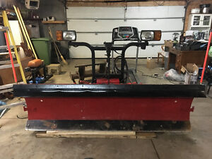 7 1/2 ft Snow Plow