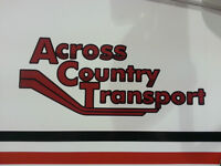 Hiring full time AZ drivers & Owner operators