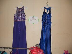 GRAD DRESS - SIZE 16