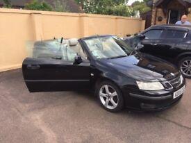 2005 Saab convertible