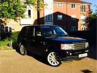 Land Rover Range Rover Sport 2.7TD V6 auto 2007MY HSE 4X4 31000 GENUINE MILES