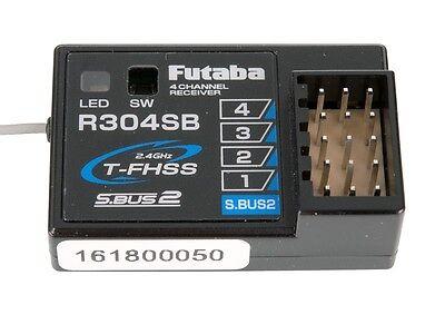Futaba R304SB Empfänger 2,4GHz T-FHSS Telemetrie