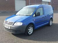 Volkswagen Caddy 2.0SDI PD ( 69PS ) C20 Full service history NO VAT NO VAT