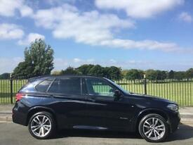 2016 16 BMW X5 3.0 XDRIVE30D M SPORT 5D AUTO 255 BHP DIESEL