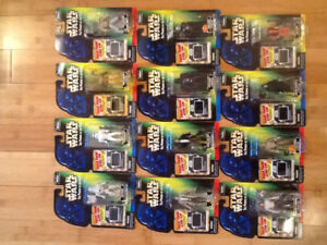 Star Wars Power of the Force 1995-98 Action Figures