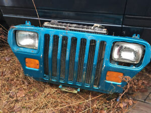 Various Jeep Items