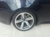 2009 BMW 6 alloys 19