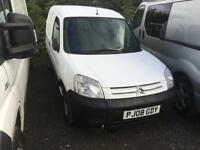 Citroen Berlingo 1.6HDi 75 600TD Enterprise 2008 08 100000 miles side door