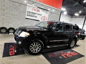 Nissan Pathfinder 4WD LE Limited 2011
