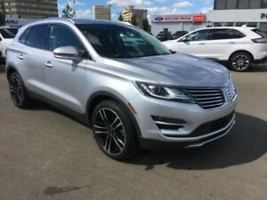 2017 Lincoln MKC Reserve  0.9% Available, Incl. 6yr/160000km War