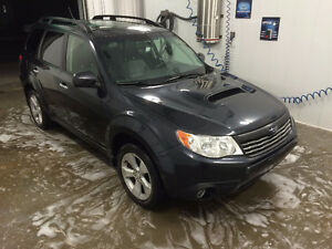 Subaru Forester 2.5XT Limited 2009 -AWD-CUIR-TURBO-