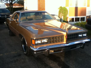 Pontiac Grand LeMans 1977