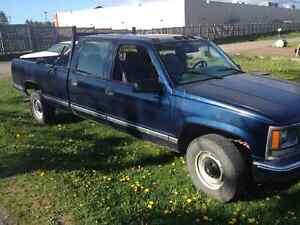 1998 Chevrolet C/K Pickup 3500 Pickup Truck
