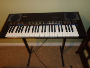 Technics Organ/Keyboard and Stand