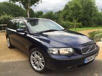 Volvo v70 auto diesel 7 seater full main dealer service