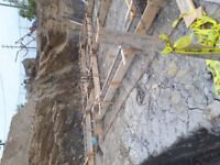 Rebar placement - Rodbusters needed