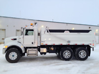 Snow Removal Hauling