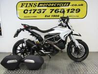 Ducati Hyperstrada 2014 Full history, New Tyres, Rides well, New MOT, panniers