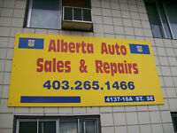 TIRE CHANGE AND W/BALANCE $15.00up, OIL CHANGE $35.00up