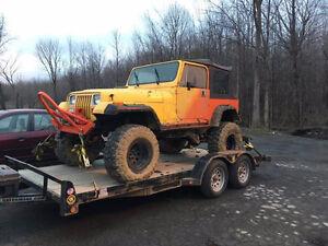 1989 Jeep Wrangler Autre