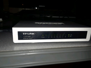 TP Link 8 port 10/100 Ethernet switch