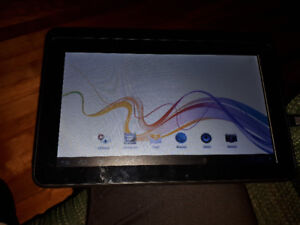 Flare tablet