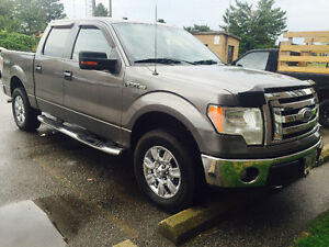 2009 Ford F-150  safety & Etest