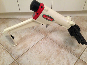 HID fast composite nailer
