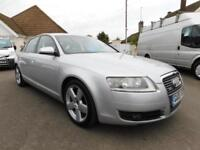 Audi A6 Saloon 2.0TDI 2005MY S Line Exceptional Condition