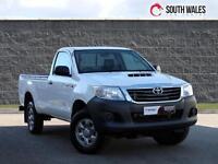2014 Toyota Hilux Active 4X4 D-4D S/C Light 4X4 Utility 2.5 Manual Diesel