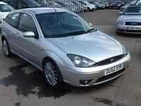 FORD FOCUS 2.0 ST170 ~ 02/52 ~ ONLY 122K ~ LONG MOT ~ BARGAIN ~