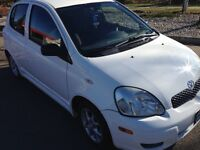 2005 Toyota Echo RS (Low Kms)