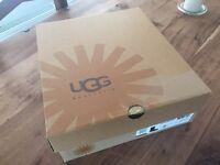Ladies Black UGG Classic Short Boot. UK 5.5
