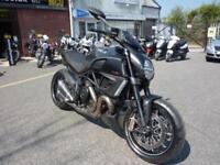 Ducati Diavel Carbon 2011/61 reg Termignoni Cans VGC FSH