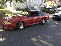 1990 mustang GT cobra