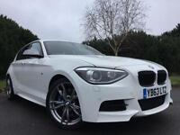 BMW 1 Series 3.0 M135i M Sports Hatch 5dr (start/stop) PETROL AUTOMATIC 2014/63