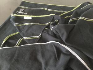 BAZAR-Écharpe de portage tissée Chimparoo noire valeur 115$