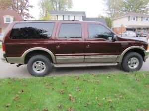 2000 Ford Excursion Limited - AS IS
