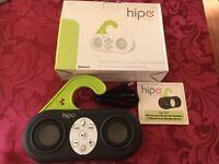Hipe waterproof shower speaker