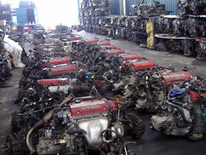 JDM ENGINES TYPE-R K20A B18C B16B F20C EJ20T STI JDM PARTS