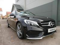 Mercedes-Benz C250 2.1CDI ( 201bhp ) ( Premium Plus ) ( s/s ) 7G-Tronic Pl
