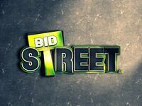 Bidstreet.ca Weekly online auction EVERY Tuesday from 7-9pm!