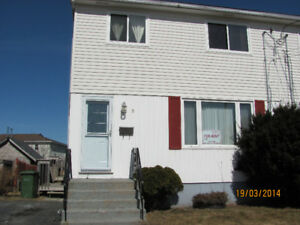 AVAILABLE JULY 1st - 9 SEDGEMOOR CRT., DARTMOUTH