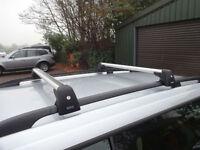 Genuine Mini Clubman Roof Bars